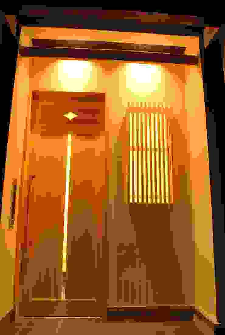 西川真悟建築設計 Casas estilo moderno: ideas, arquitectura e imágenes