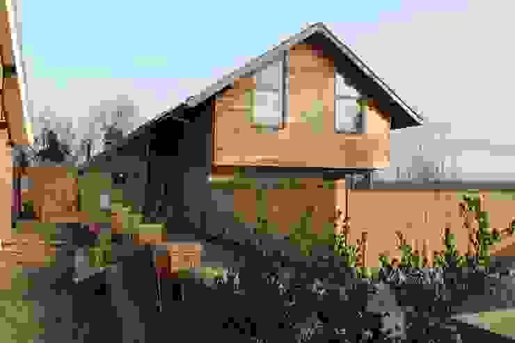 Benslow Lane, Hitchin Modern houses by Pentangle Design Modern