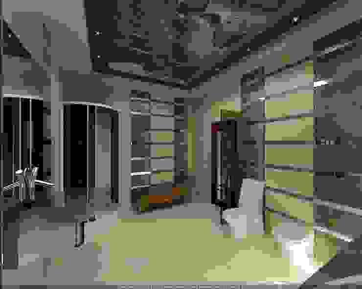 Ванная комната Ванная комната в эклектичном стиле от Студия дизайна Натали Хованской Эклектичный