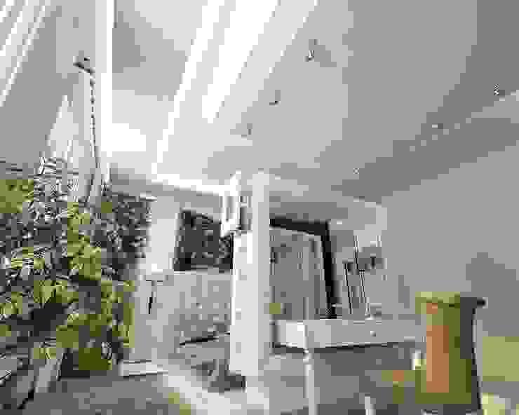 Спальня Спальня в эклектичном стиле от Студия дизайна Натали Хованской Эклектичный