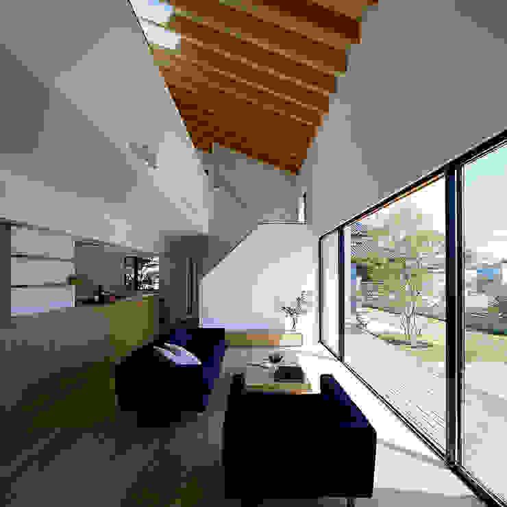 House - KT 佐々木達郎建築設計事務所 モダンデザインの 多目的室