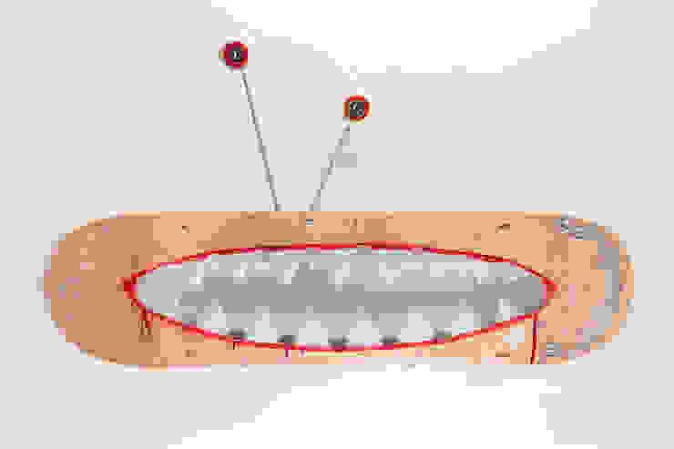 2nd Life Deck - Ketchup Monster von Colourform Ausgefallen