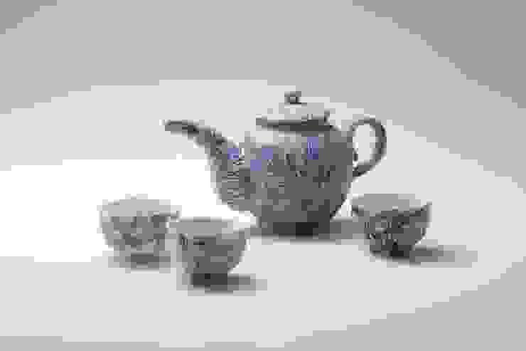 table ware - Snowy - tea pot by 김세현