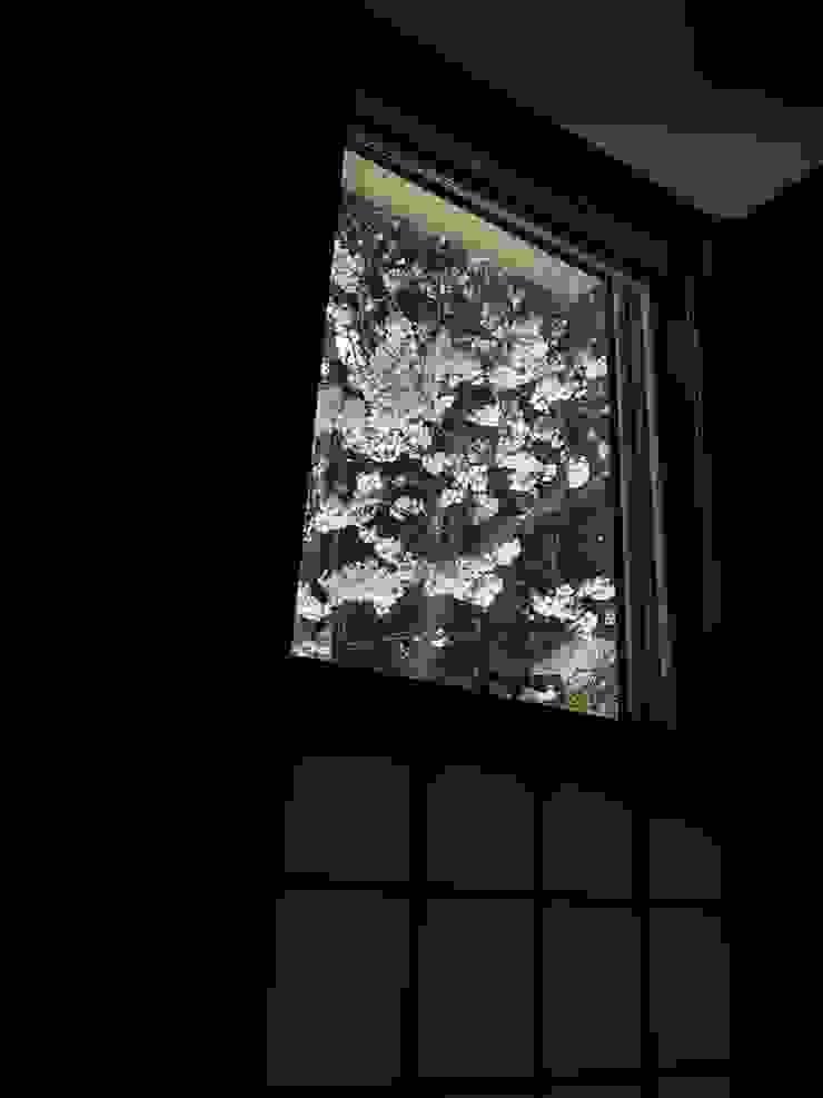 大きな土間空間のある家(横須賀の家) オリジナルな 庭 の 大島功市建築研究所 一級建築士事務所 オリジナル