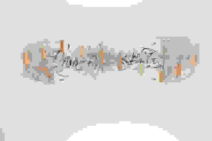 2nd Life Deck - Wave: industriell  von Colourform,Industrial