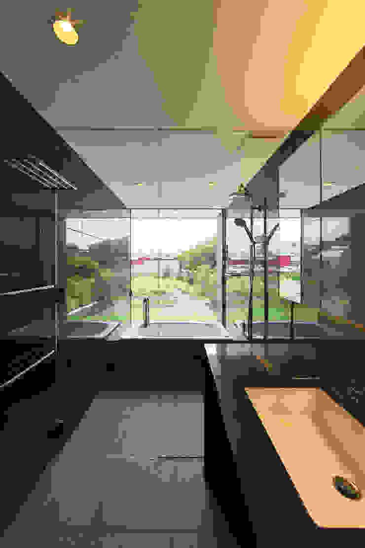 奥田の家 オリジナルスタイルの お風呂 の 五藤久佳デザインオフィス有限会社 オリジナル