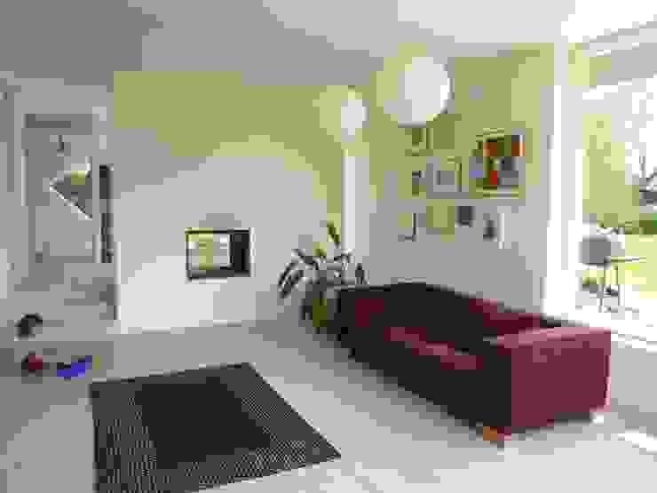 KARL+ZILLER Architektur Вітальня