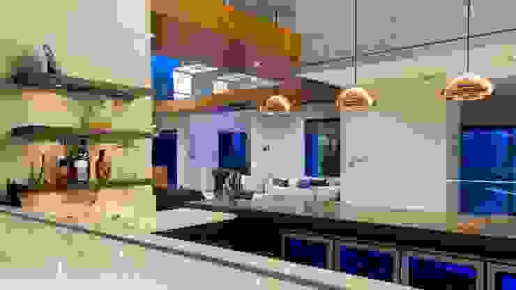 House Sed Modern living room by Nico Van Der Meulen Architects Modern