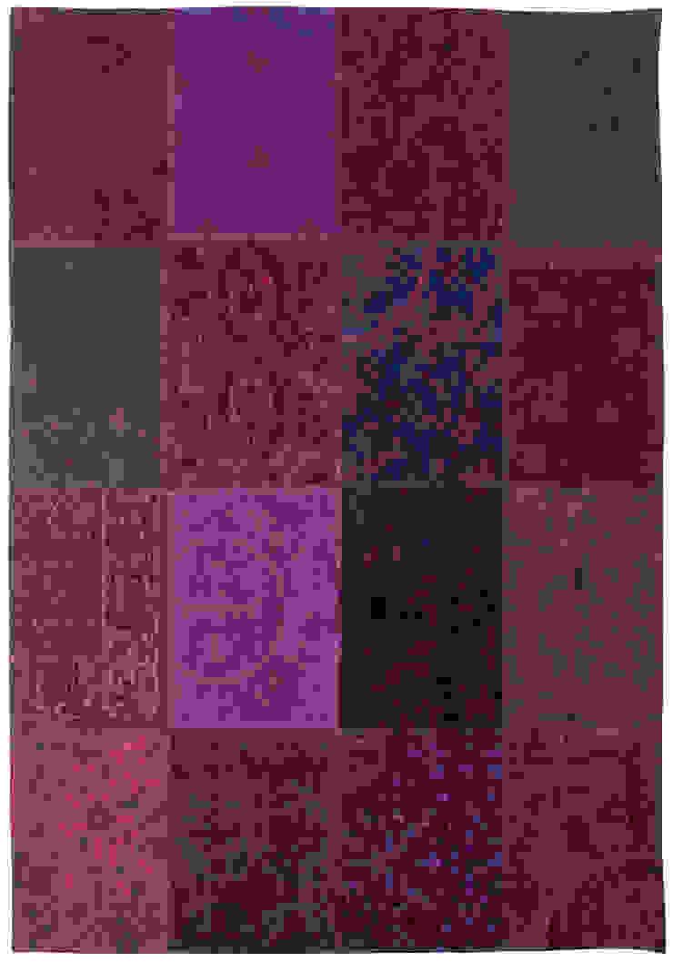 Patchwork - Violet 8104: modern  door louis de poortere, Modern