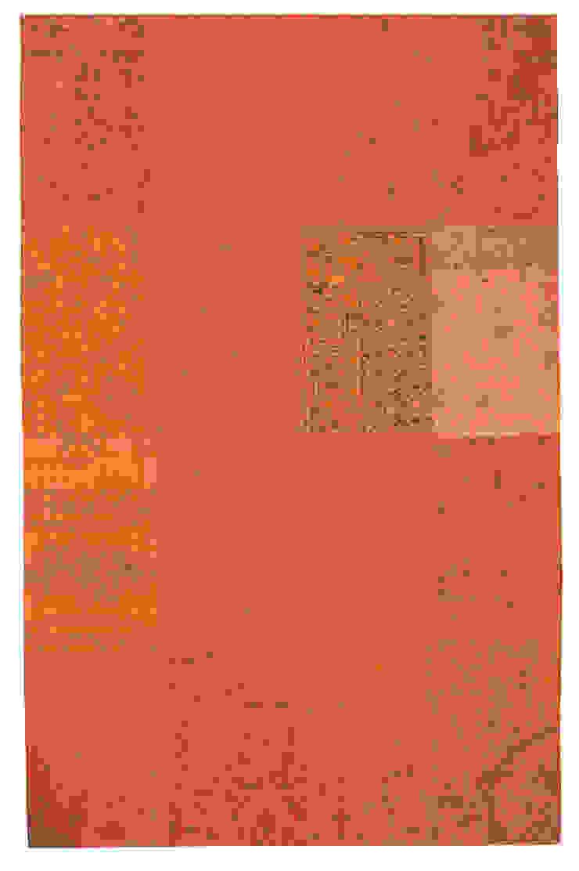 Patchwork - Orange 8010: modern  door louis de poortere, Modern