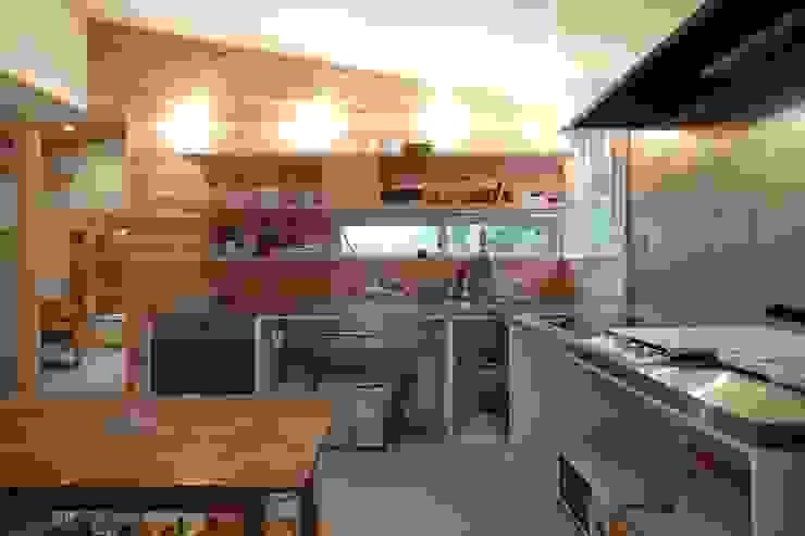 変化に対応できるキッチン 北欧デザインの キッチン の みゆう設計室 北欧
