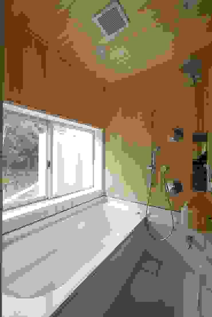 みゆう設計室 Baños de estilo escandinavo