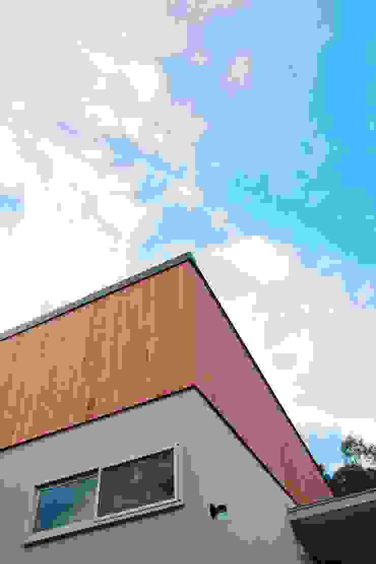 みゆう設計室 Casas de estilo escandinavo