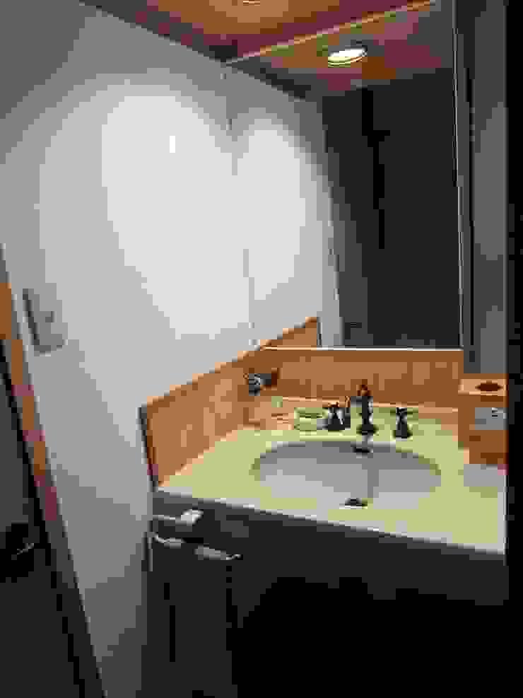 Washroom*洗面室: 歌代建築設計工房が手掛けたクラシックです。,クラシック