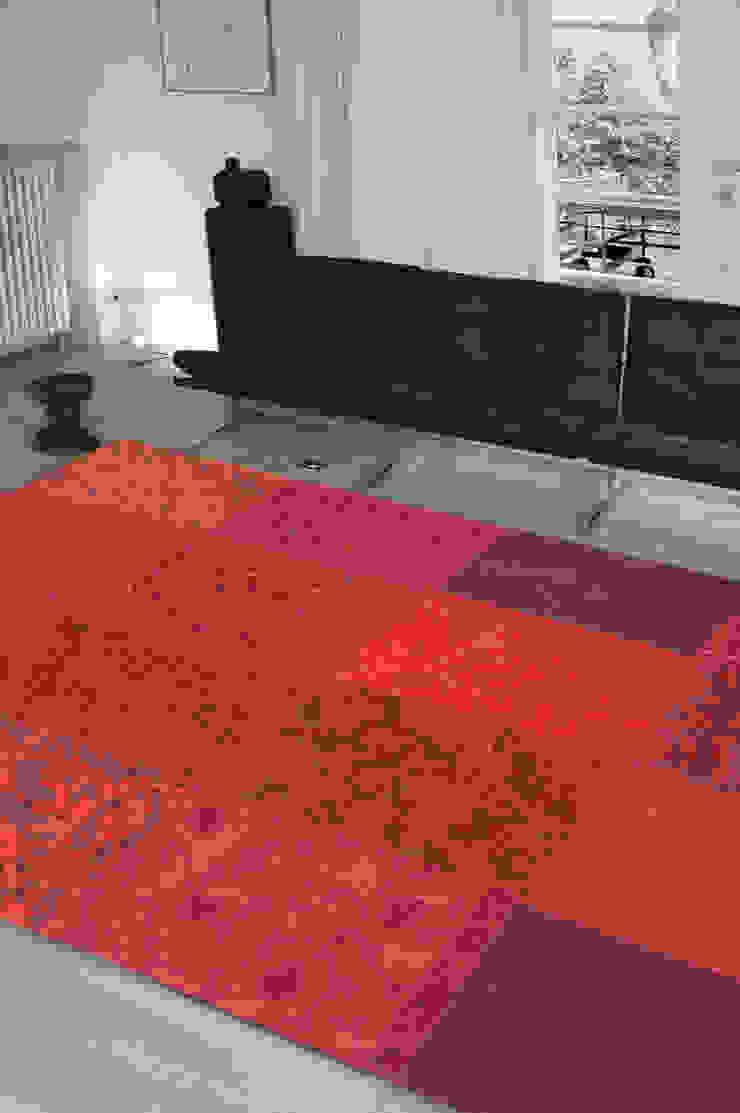 Patchwork - Orange Purple 8103 - Interior: modern  door louis de poortere, Modern