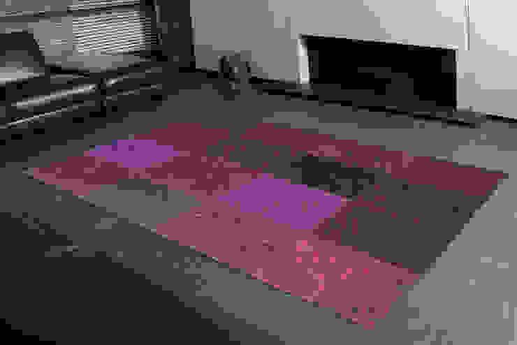 Patchwork - Violet 8104 - Interior: modern  door louis de poortere, Modern