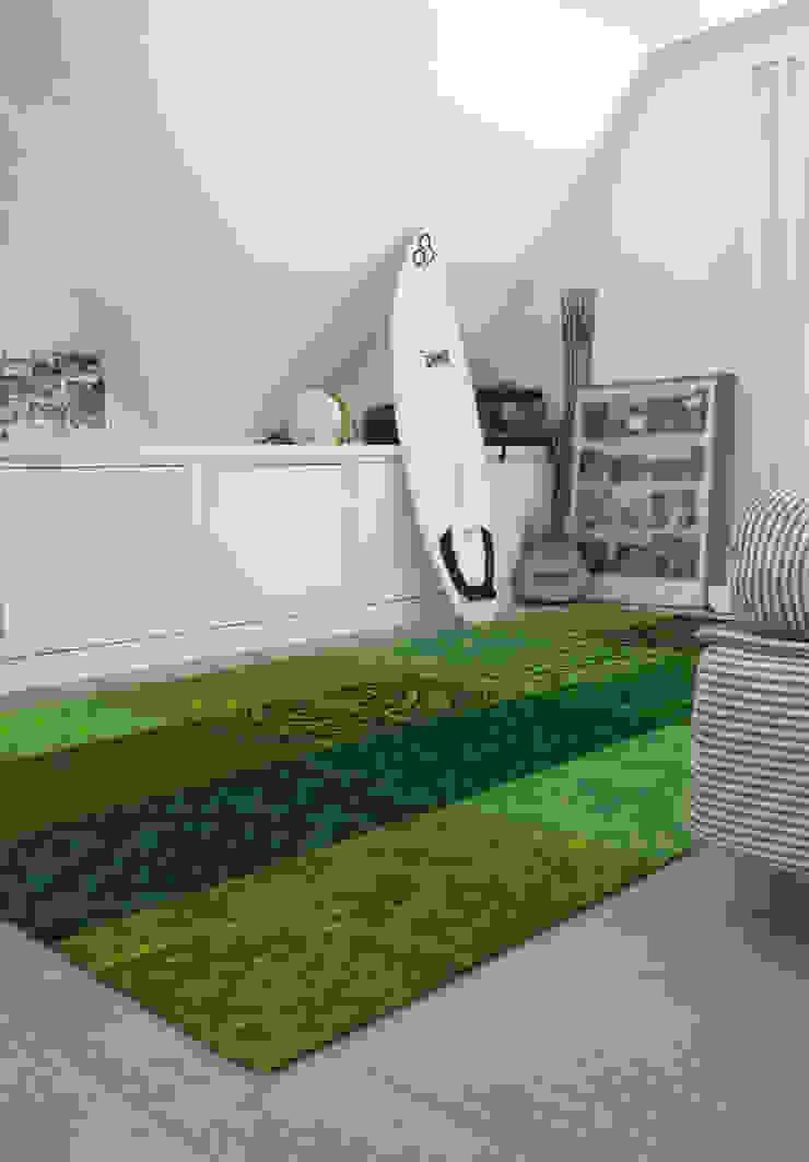 Patchwork -Spring Leaves 8106 - Interior: modern  door louis de poortere, Modern