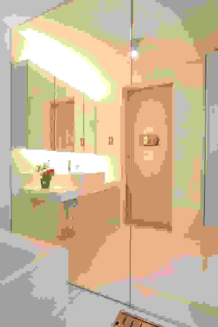 稲沢の家 オリジナルスタイルの お風呂 の 五藤久佳デザインオフィス有限会社 オリジナル