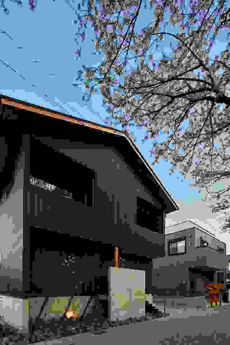 桜並木の家 オリジナルな 家 の 五藤久佳デザインオフィス有限会社 オリジナル