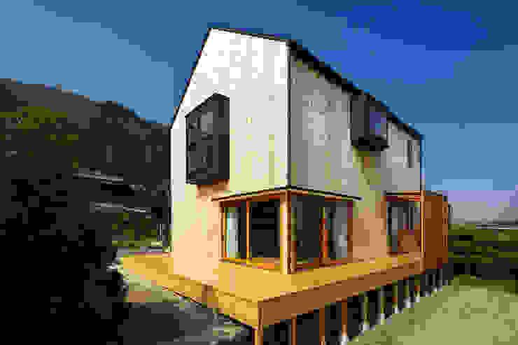 南濃の家 オリジナルな 家 の 五藤久佳デザインオフィス有限会社 オリジナル