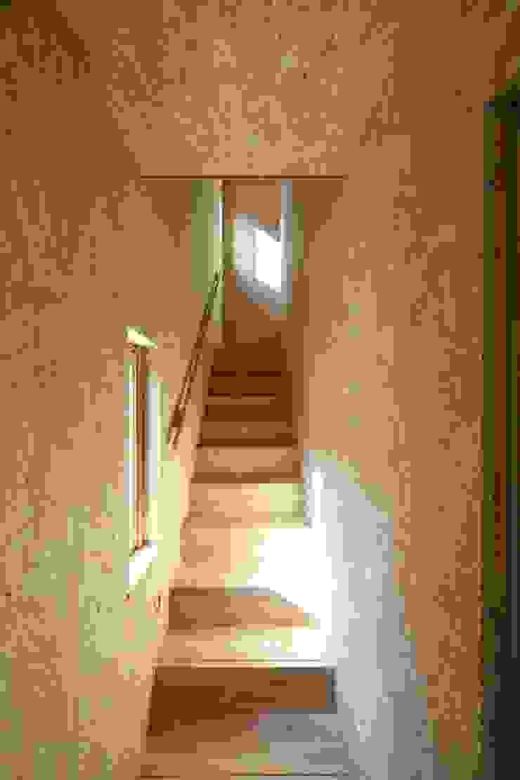 南濃の家 オリジナルスタイルの 玄関&廊下&階段 の 五藤久佳デザインオフィス有限会社 オリジナル