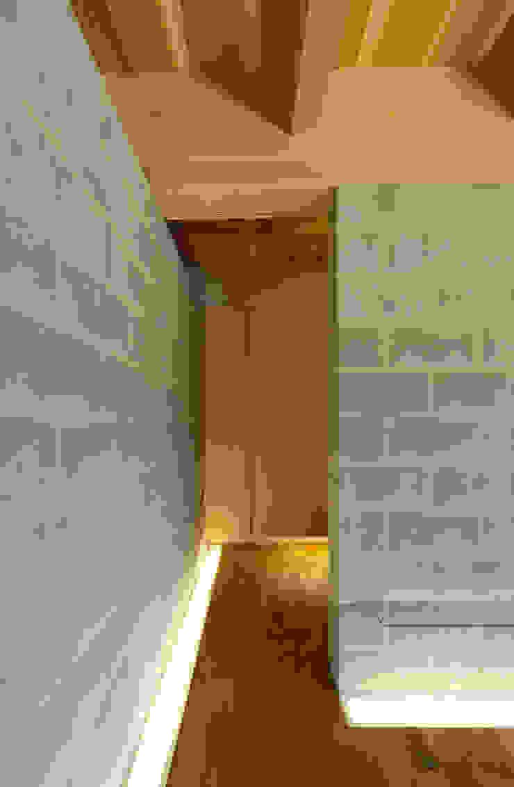 扶桑の家 オリジナルスタイルの 玄関&廊下&階段 の 五藤久佳デザインオフィス有限会社 オリジナル
