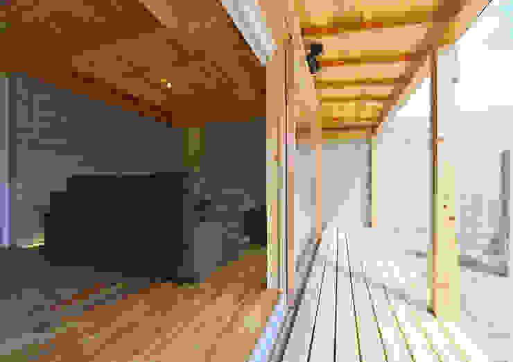 扶桑の家 オリジナルデザインの テラス の 五藤久佳デザインオフィス有限会社 オリジナル