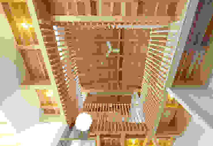 扶桑の家 オリジナルデザインの ダイニング の 五藤久佳デザインオフィス有限会社 オリジナル