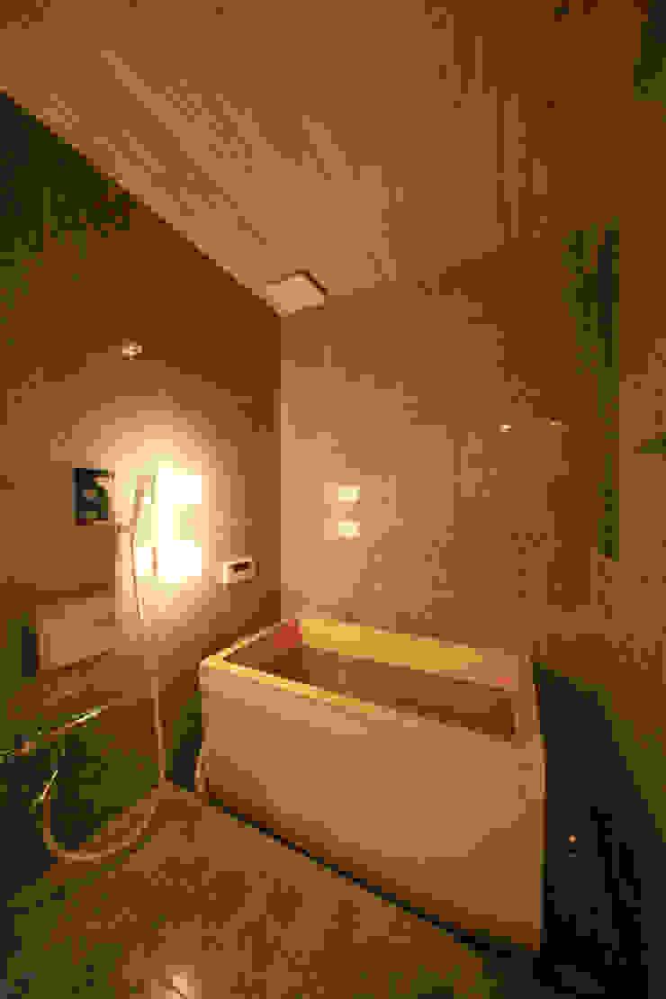 寺東の家 オリジナルスタイルの お風呂 の 五藤久佳デザインオフィス有限会社 オリジナル