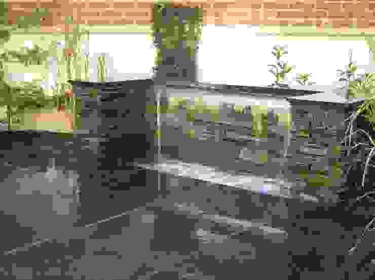 Water Blade Cascade:  Garden by Water Garden Ltd, Classic