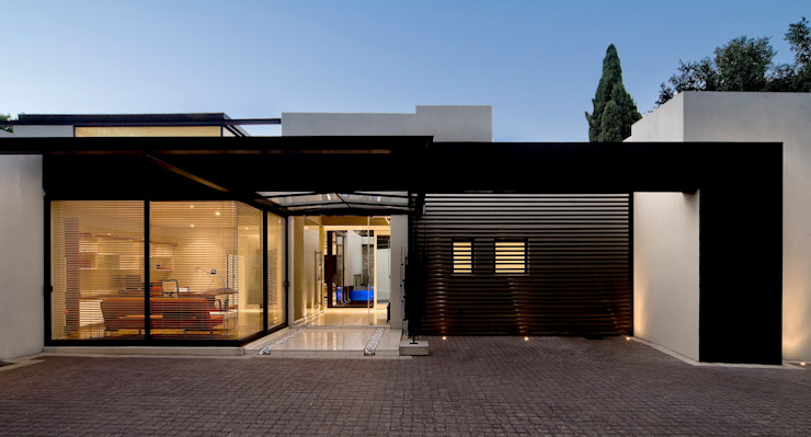 房子 by Nico Van Der Meulen Architects , 現代風