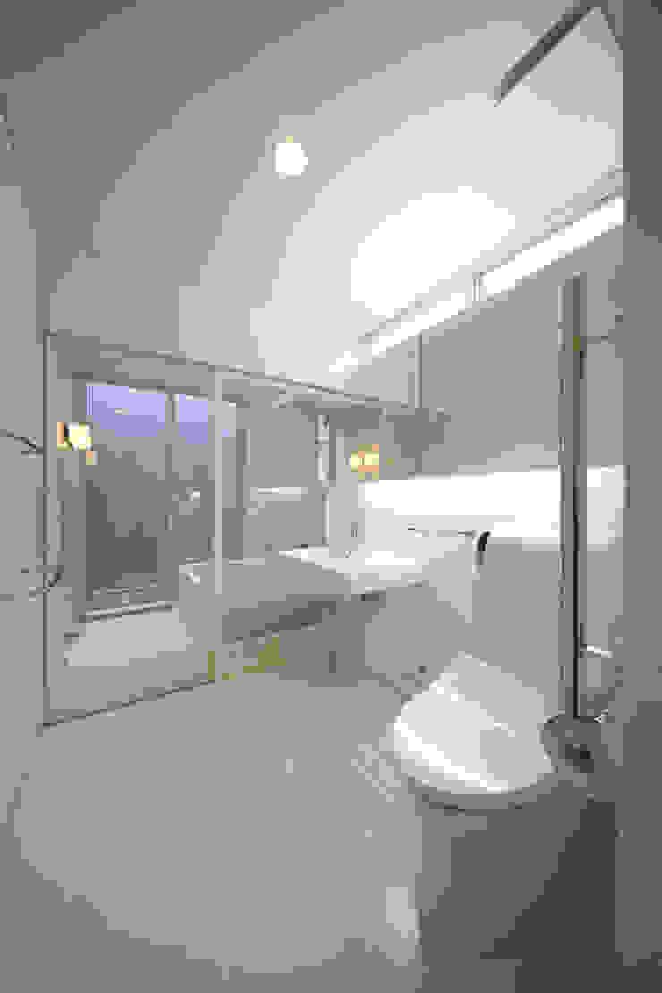 東刈谷の家 オリジナルスタイルの お風呂 の 五藤久佳デザインオフィス有限会社 オリジナル