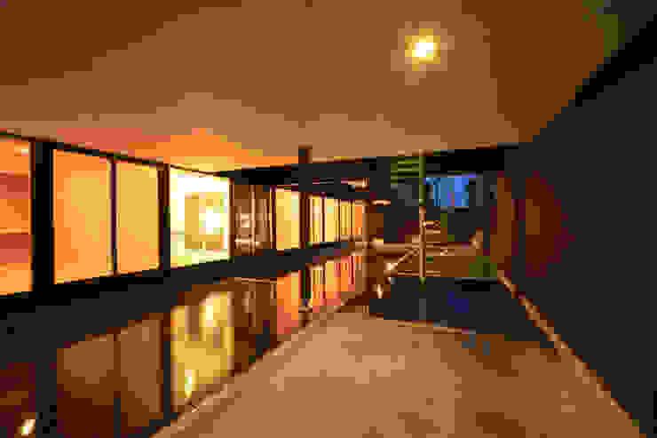 寺東の家 オリジナルな 庭 の 五藤久佳デザインオフィス有限会社 オリジナル