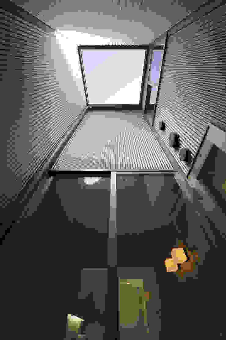 東刈谷の家 オリジナルな 庭 の 五藤久佳デザインオフィス有限会社 オリジナル