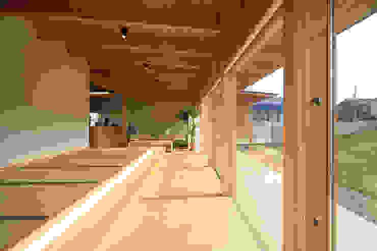 さとこまき調剤薬局 オリジナルスタイルの 玄関&廊下&階段 の 五藤久佳デザインオフィス有限会社 オリジナル