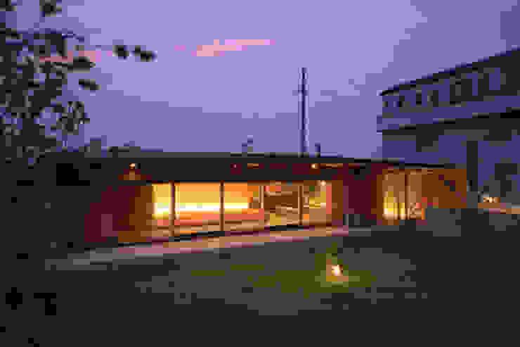 さとこまき調剤薬局 オリジナルな 庭 の 五藤久佳デザインオフィス有限会社 オリジナル