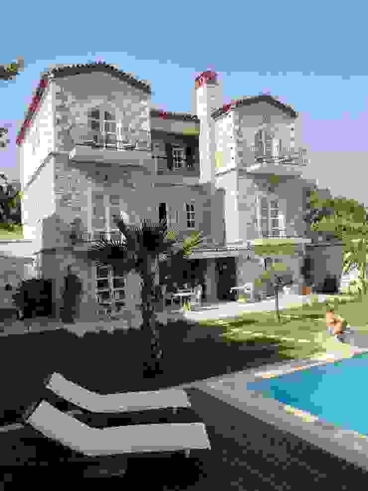 Yu-Ga Alaçatı Otel Akdeniz Oteller Tuncer Sezgin İç Mimarlık Akdeniz