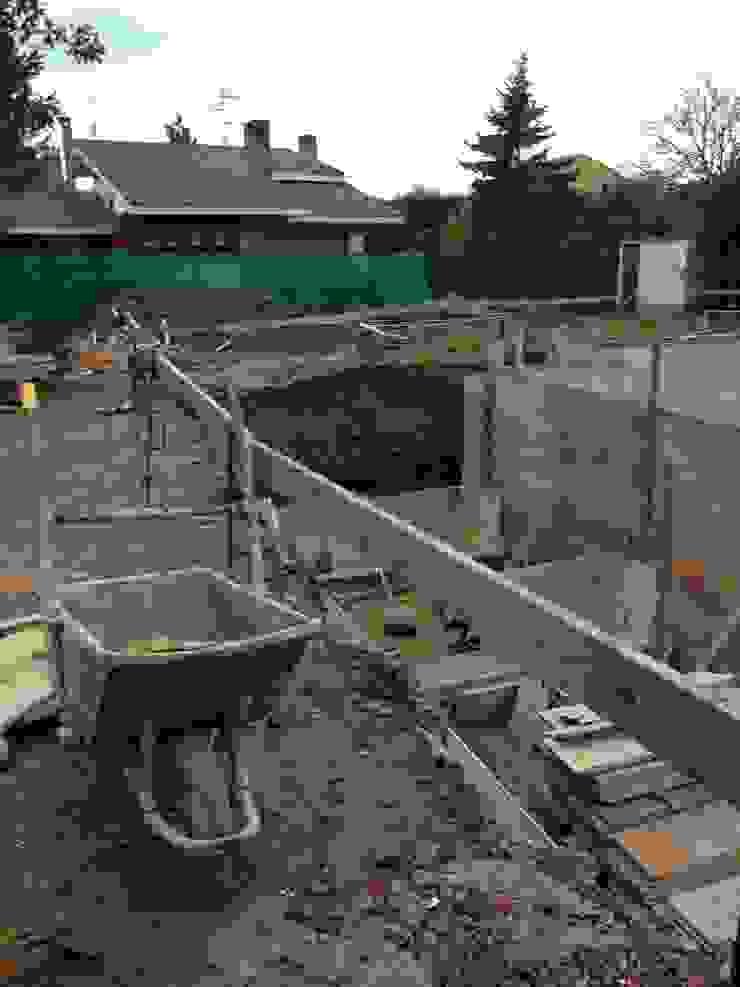 Cimentación de 2 Mar Construcciones HNOS. VINCELLE LLAMEDO S.L.