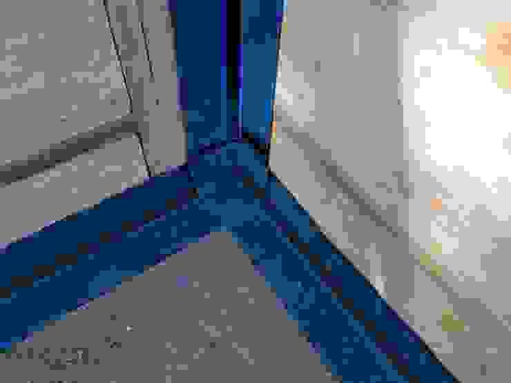 Colocación membrana especial antihumedad de 2 Mar Construcciones HNOS. VINCELLE LLAMEDO S.L.