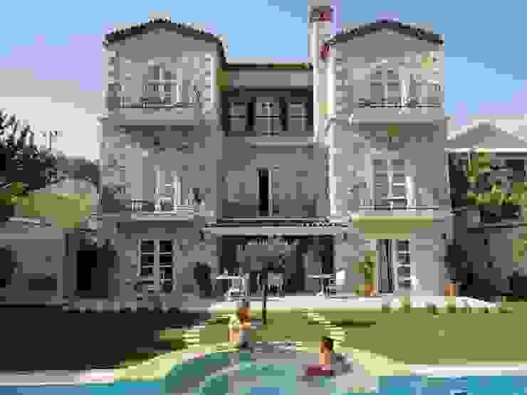 Yu-Ga Otel-Alaçatı İZMİR Akdeniz Oteller Tuncer Sezgin İç Mimarlık Akdeniz