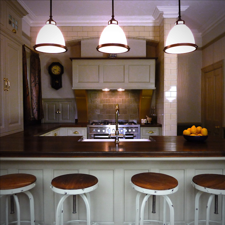 Victorian kitchen Classic style kitchen by The Victorian Emporium Classic