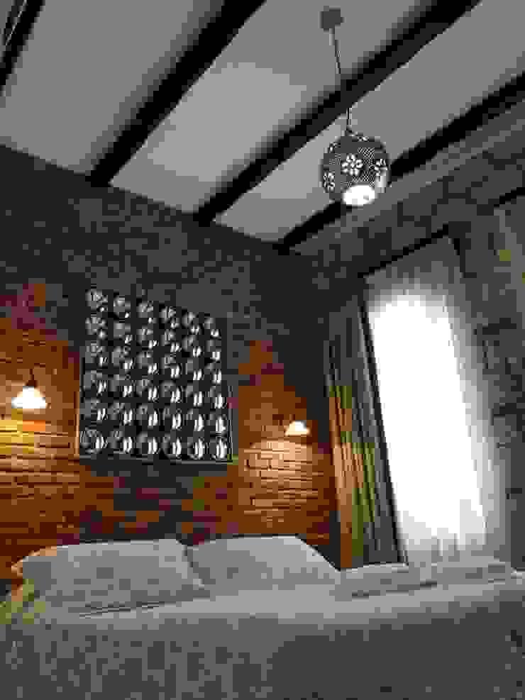 Yu-Ga Otel Tuncer Sezgin İç Mimarlık Akdeniz