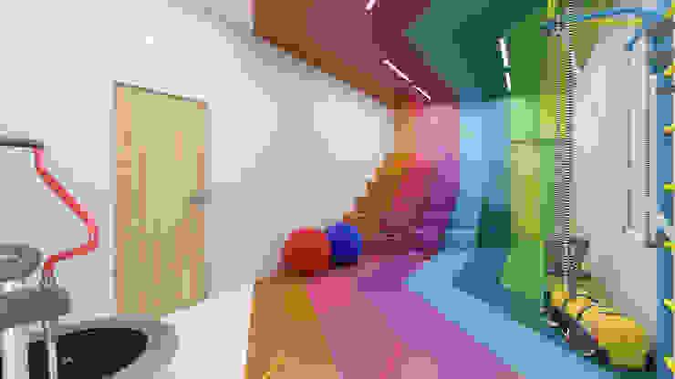 Escuelas de estilo minimalista de ARCHIplus Minimalista
