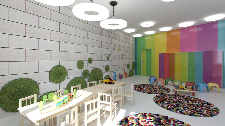 Minimalist schools by ARCHIplus Minimalist