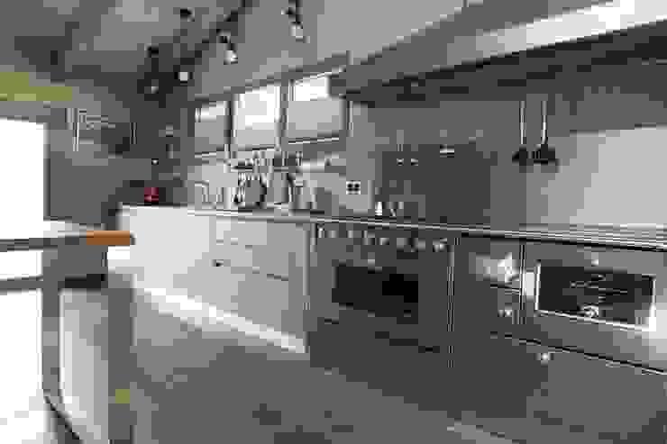 Cocinas modernas de DF Design Moderno
