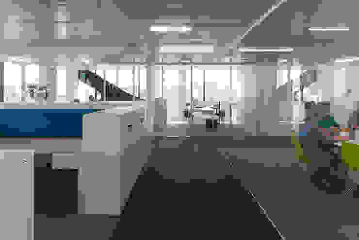 PUUR interieurarchitecten Complesso d'uffici moderni