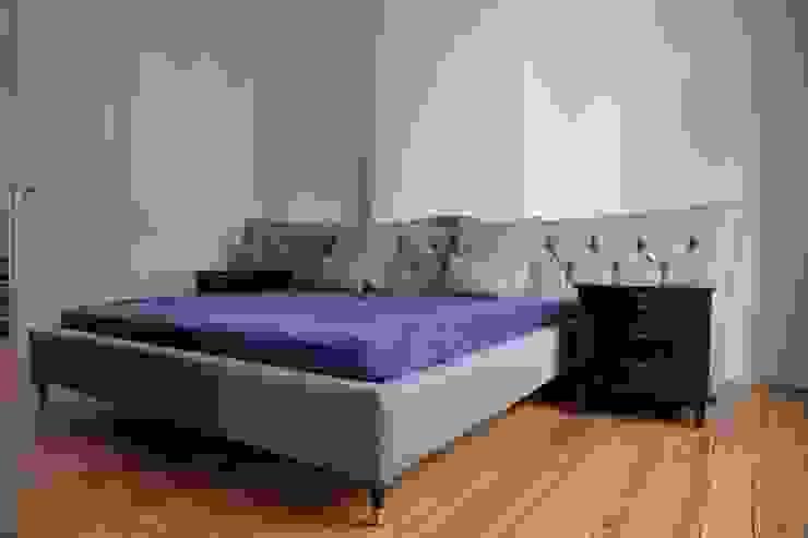 Appartement Bruxelles Chambre classique par pure joy interior design Classique