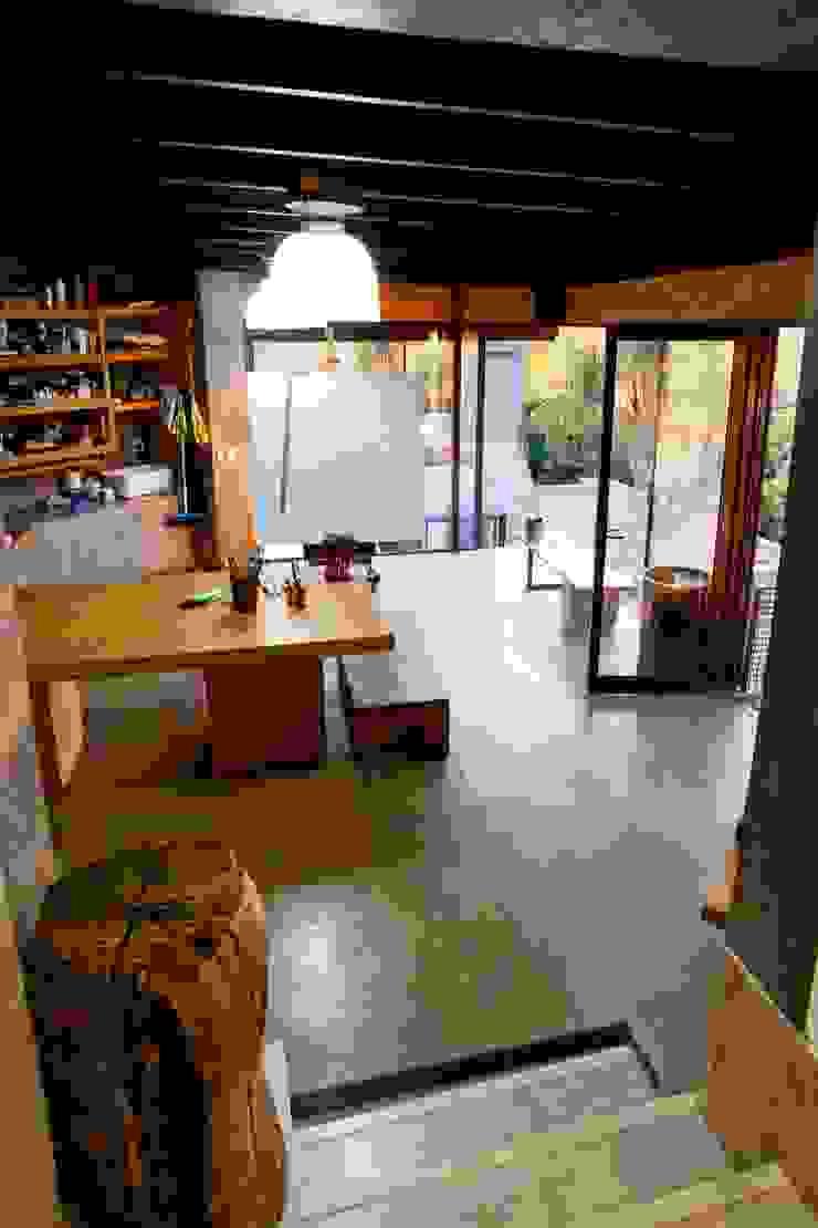 House Fern Modern study/office by Nico Van Der Meulen Architects Modern