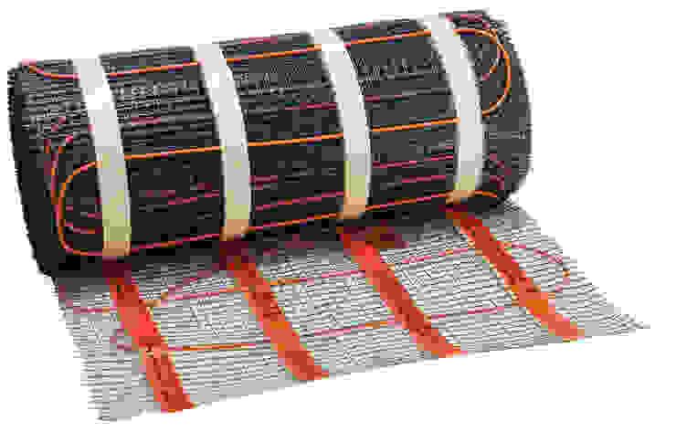 Heat Mat Electric Underfloor Heating Modern kitchen by Heat Mat Limited Modern