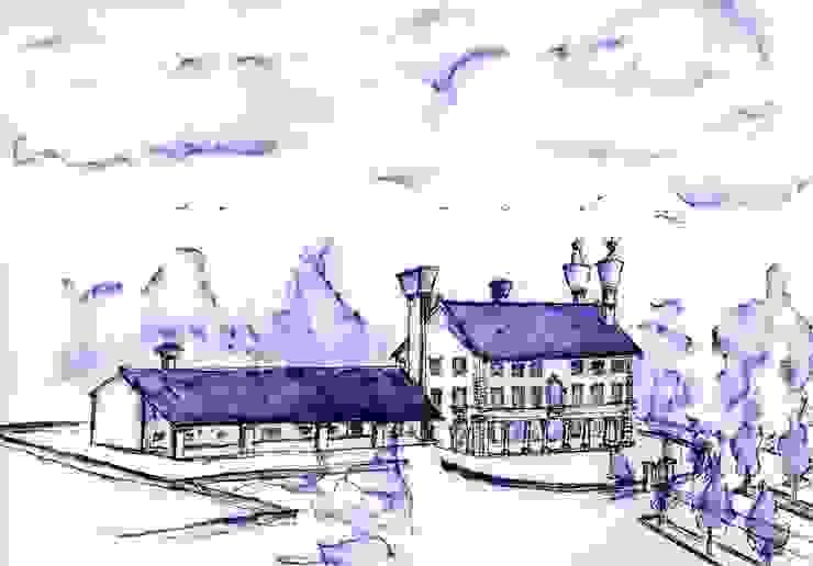 La Villa di Renato Michieli